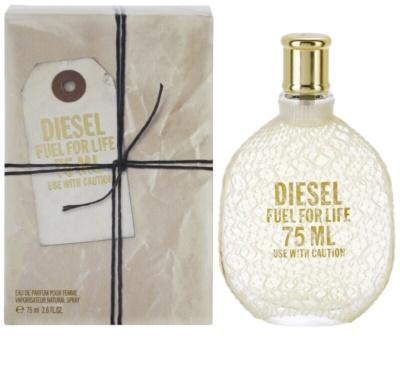 Diesel Fuel for Life Femme eau de parfum nőknek