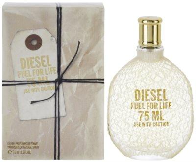 Diesel Fuel for Life Femme Eau de Parfum para mulheres