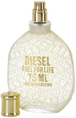 Diesel Fuel for Life Femme Eau de Parfum para mulheres 3