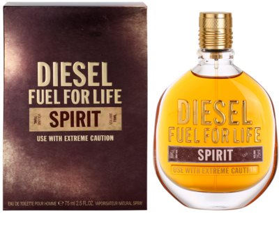 Diesel Fuel for Life Spirit Eau de Toilette para homens