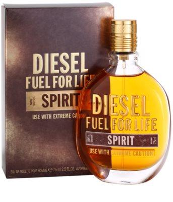 Diesel Fuel for Life Spirit toaletní voda pro muže 1