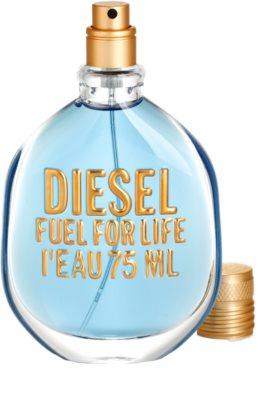 Diesel Fuel for Life L'Eau toaletná voda pre mužov 3