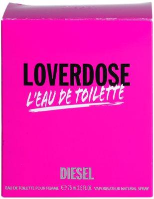 Diesel Loverdose L'Eau de Toilette eau de toilette para mujer 4