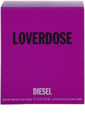 Diesel Loverdose Eau De Parfum pentru femei 4