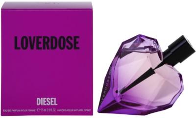 Diesel Loverdose Eau de Parfum para mulheres
