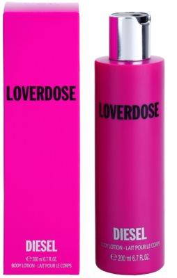 Diesel Loverdose Körperlotion für Damen
