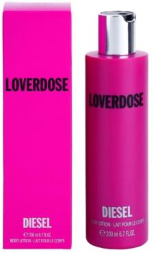 Diesel Loverdose leche corporal para mujer