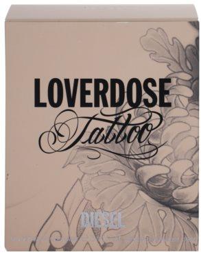 Diesel Loverdose Tattoo Eau de Parfum para mulheres 4