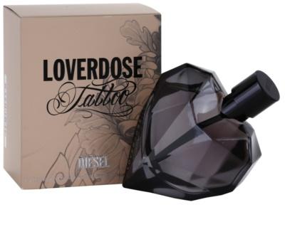 Diesel Loverdose Tattoo Eau de Parfum para mulheres 1
