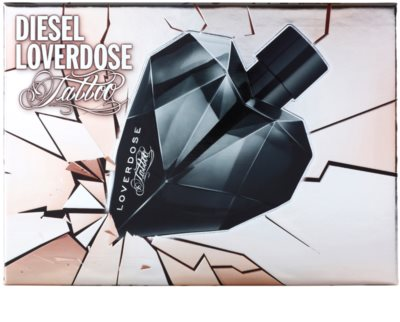 Diesel Loverdose Tattoo set cadou 1