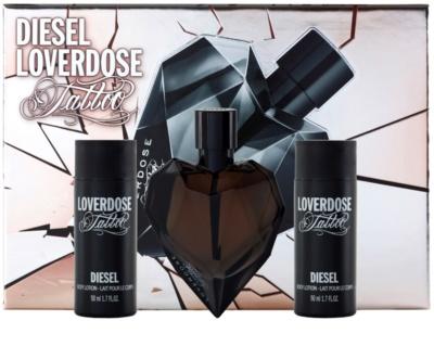 Diesel Loverdose Tattoo подарунковий набір