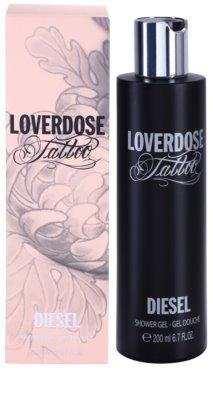 Diesel Loverdose Tattoo gel za prhanje za ženske