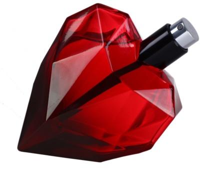 Diesel Loverdose Red Kiss eau de parfum teszter nőknek 3