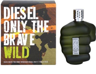 Diesel Only The Brave Wild toaletna voda za moške