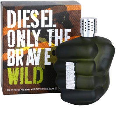 Diesel Only The Brave Wild Eau de Toilette pentru barbati 1