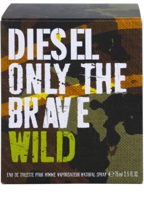 Diesel Only The Brave Wild Eau de Toilette pentru barbati 5