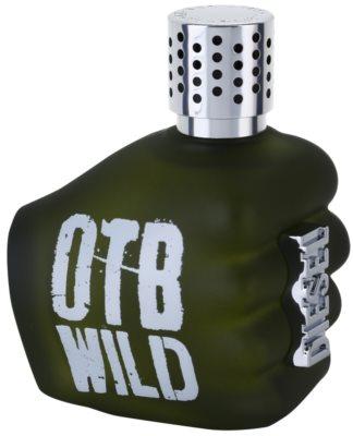 Diesel Only The Brave Wild Eau de Toilette pentru barbati 2