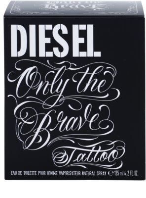 Diesel Only The Brave Tattoo тоалетна вода за мъже 5