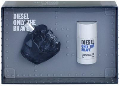 Diesel Only The Brave coffret presente