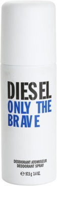 Diesel Only The Brave deodorant Spray para homens