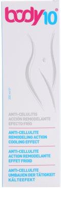 Diet Esthetic Body 10 chladivý gel proti celulitidě 3