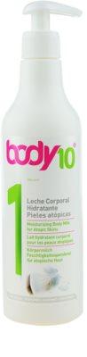 Diet Esthetic Body 10 hydratisierende Körpermilch für atopische Haut
