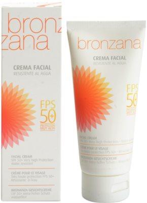 Diet Esthetic Bronzana crema facial SPF 50+ 1