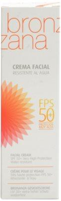 Diet Esthetic Bronzana crema pentru ten  SPF 50+ 2