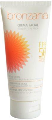 Diet Esthetic Bronzana crema pentru ten  SPF 50+