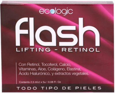 Diet Esthetic Flash sérum tensor con efecto lifting para todo tipo de pieles 2