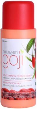 Diet Esthetic Himalayan Goji lotiune de corp din boabe de Goji