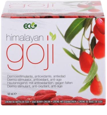 Diet Esthetic Himalayan Goji creme de dia e noite para tratamento antirrugas de bagas de Goji 4