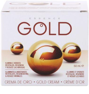 Diet Esthetic Gold crema pentru ten  cu aur 3