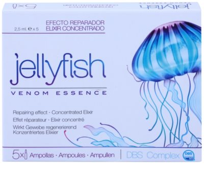 Diet Esthetic Jellyfish ser anti-rid cu venin  de meduze in fiole 1