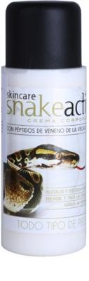 Diet Esthetic SnakeActive tělový krém shadím jedem