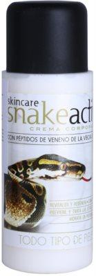 Diet Esthetic SnakeActive testápoló krém kígyóméreggel
