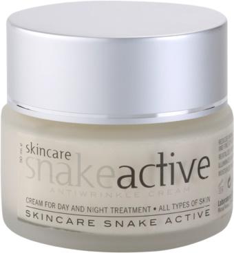 Diet Esthetic SnakeActive denní i noční protivráskový krém shadím jedem