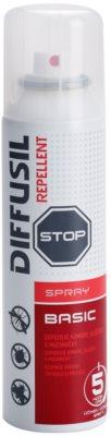 Diffusil Repellent Basic Spray gegen Mücken, Fliegen und Zecken
