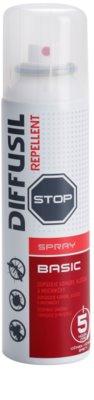 Diffusil Repellent Basic spray repelente de mosquitos, garrapatas y moscas
