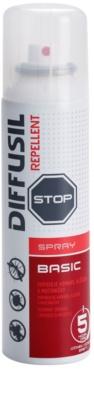 Diffusil Repellent Basic szúnyog és kullancs irtó spray