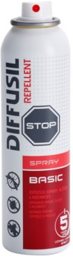 Diffusil Repellent Basic spray de repelir mosquitos e carrapatos 1