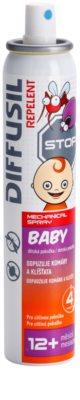 Diffusil Repellent Baby sprej odpuzující komáry a klíšťata 1