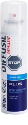 Diffusil Repellent Plus pršilo za odganjanje klopov in komarjev s povečanim učinkom
