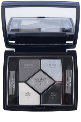 Dior 5 Couleurs Designer paleta de sombras