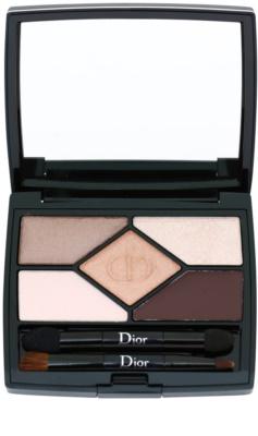 Dior 5 Couleurs Designer paleta profesional de sombras de ojos