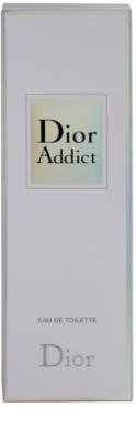 Dior Dior Addict Eau de Toilette (2014) Eau de Toilette pentru femei 4