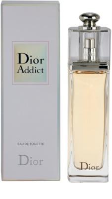 Dior Dior Addict Eau de Toilette (2014) woda toaletowa dla kobiet