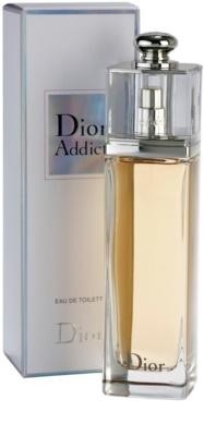 Dior Dior Addict Eau de Toilette (2014) Eau de Toilette pentru femei 1