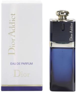 Dior Dior Addict Eau de Parfum (2012) parfémovaná voda pro ženy