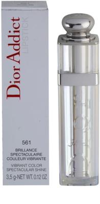 Dior Addict Lipstick barra de labios hidratante 2